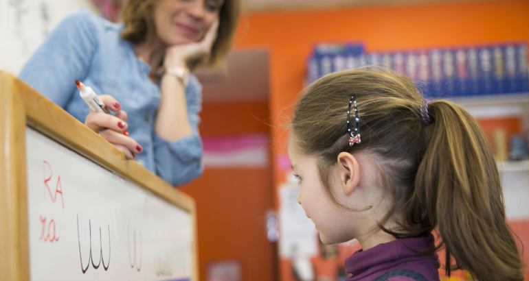 Pensez à inscrire vos enfants à l'école maternelle !