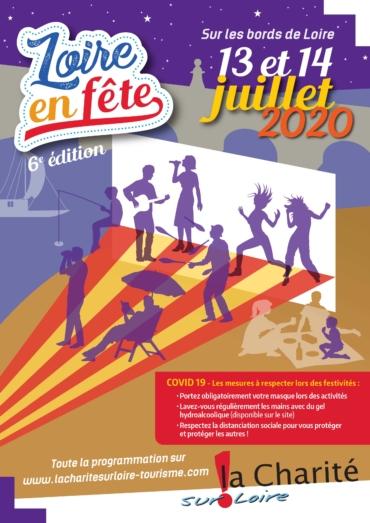 Le programme «Loire en fête» est paru !