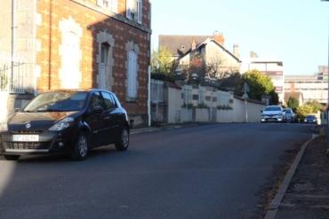 Travaux rue des Ecoles