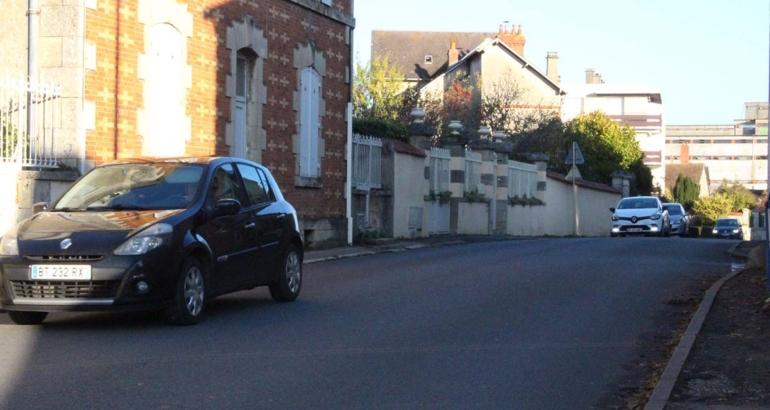 Modification de la circulation rues des Ecoles et de Verdun