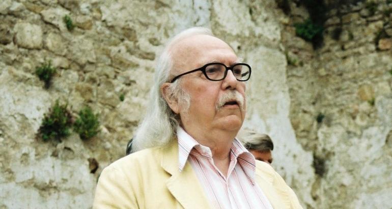 Hommage à Alain Rey, parrain du festival du Mot