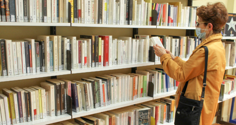 La bibliothèque est devenue gratuite