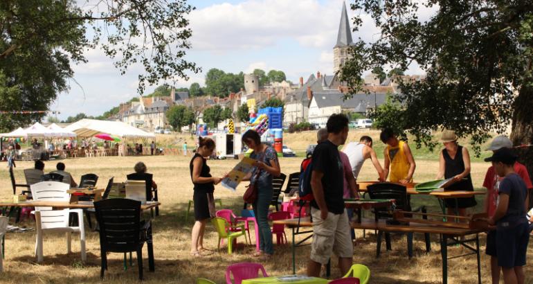 Loire en fête 13 et 14 juillet 2021