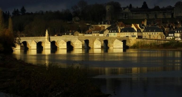 Concours photo «Le pont de La Charité»